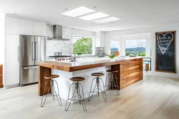 دکوراسیون داخلی آشپزخانه عکس آشپزخانه نمای آشپزخانه