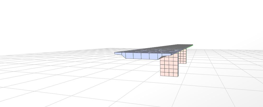 مدلسازی و تحلیل پل   پل با عرشه دال درجا ریز   مدل سازی عرشه   تعریف خطوط عبور پل   بارکامیون استاندارد بار MOVING LOAD ضریب ضربه Impact factor   Sap2000 انواع کوله پل درز انبساط پل طراحی پل design of bridge طراحی عرشه مدلسازی پل