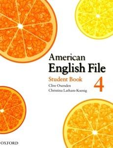 دانلود جواب تمرینات کتاب۴ American English File Student book