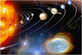 پیدایش منظومه شمسی نظریات چمبرلین و مولتن نظریه در اثر عبور ستارهای از نزدیک خورشید اثر نیروی جاذبه زایدهای از خورشید به سمت ستاره تشكیل زمین و سیارات