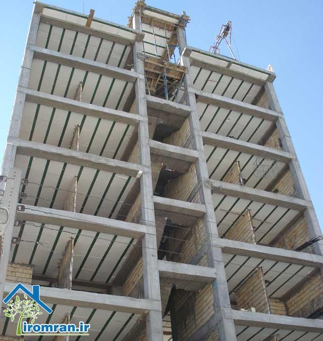 گزارش کارآموزی گزارش کارآموزی ساختمان سازه های بتنی گزارش کارآموزی ساختمان بتنی ساختمان بتنی Traineeship report on concrete structures