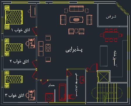 برق برق ساختمان ساختمان نقشه کشی برق نقشه های برق ساختمان